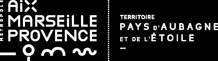 Logo du Territoire Pays d'Aubagne de l'Etoile / Métropole Aix-Marseille-Provence