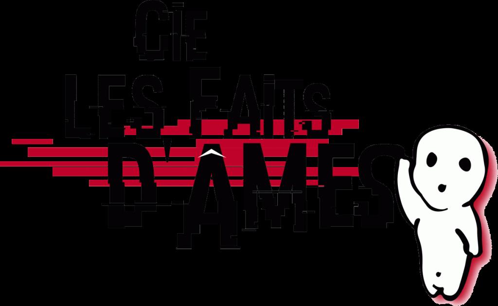 Logo Cie Les faits d'âmes