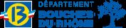 Logo Département des Bouches-du-Rhône